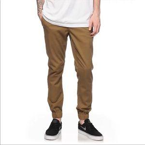Young Men's Khaki Joggers size 32